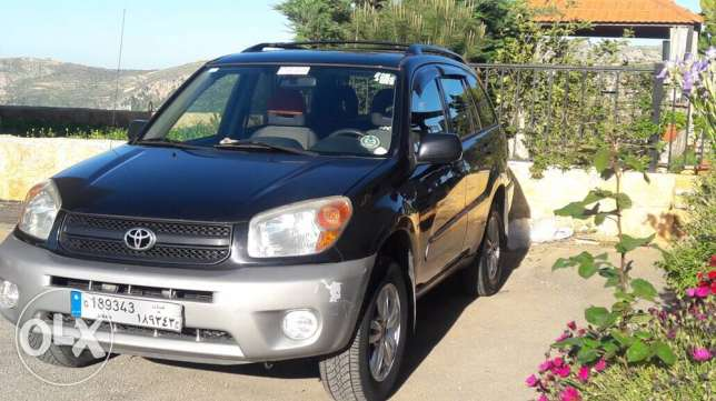 toyota rav4 very clean for sale