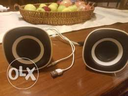 In Perfect Condition Original Phillips Speakers For Phones,Computers..
