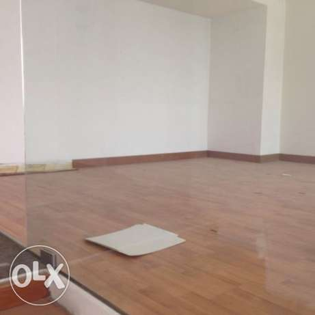Shop for rent in Badaro (main road), 200 sqm