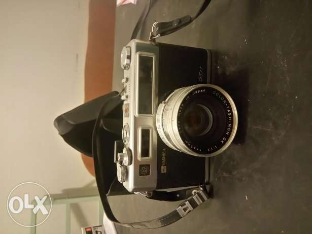 Yashica model 1968 still working