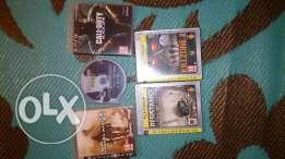5 Cd action game