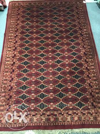 Indian handmade carpet