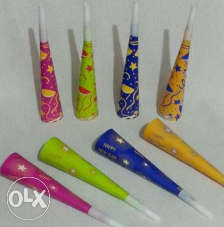Party Blower (5 pieces)