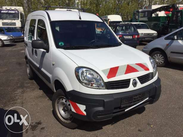 Renault Kangoo 4x4 Air Conditioner المتن -  2