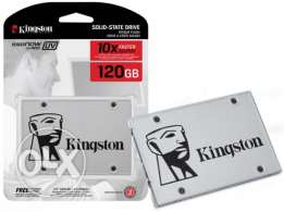 Kingston ssd 120gb brand new