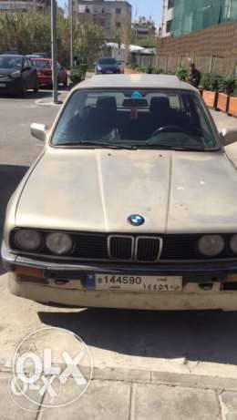bmw 316i automatique carbirator