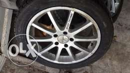 Mercedes Original Rims 17
