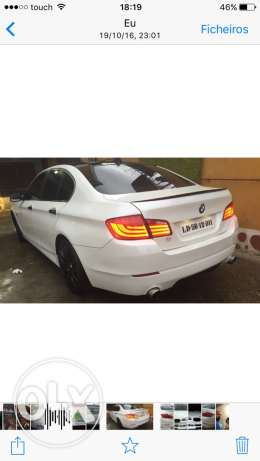 BMW 535i twinpower turbo صور -  4