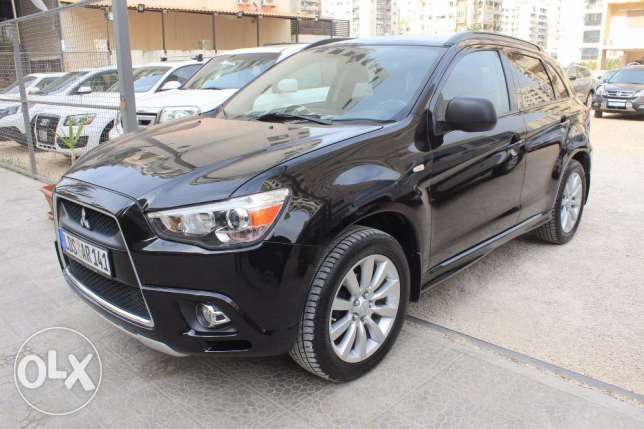 Mitsubishi outlander sport model2011