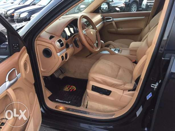 2008 Porsche Cayenne GTS Perfect condition Fully loaded Low mileage ! سن الفيل -  6