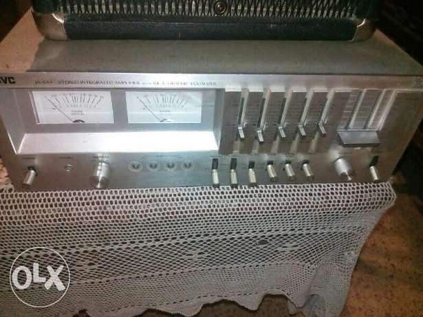 JVC Amplifier for Sale