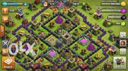 Coc th9 for sale or trade 3ala shi