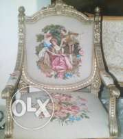 Fauteuil Obusson