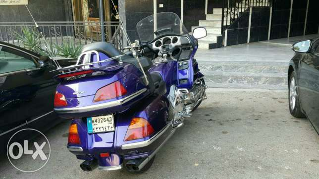 Goldwing for sale بعبدا -  1