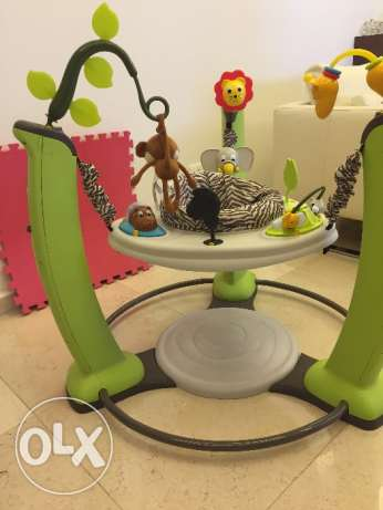 Evenflo Exersaucer. Trampoline Jumper for baby