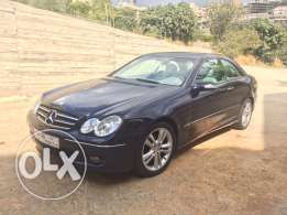 Mercedes Benz clk 320