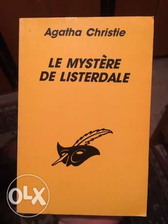 Agatha Christie famous book , published in 1934