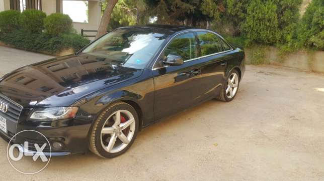 Audi A4 2.0t (price negotiable) بيت الشعار -  4