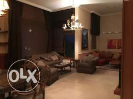 220m2 fully furnished apartment, new bldg, Convivium II, Gemmayzeh