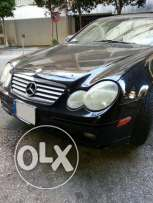 Great Condition- Mercedes C230 Kompressor for sale