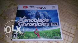 GAME for NEW 3DS (Xenoblade Chronicles 3D) supper ndif
