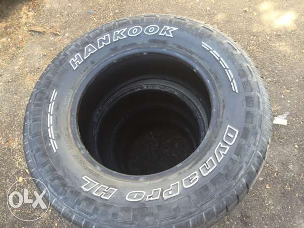 tires used
