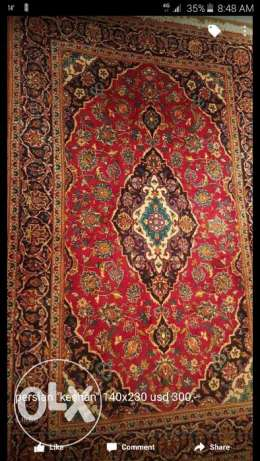 persian carpet kashan