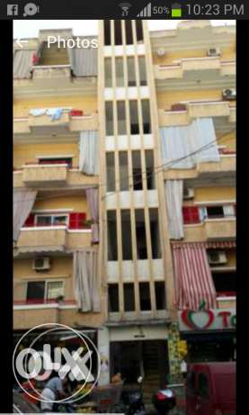 Without elevator 5th floor apartment in Achrafieh مار متر -  4
