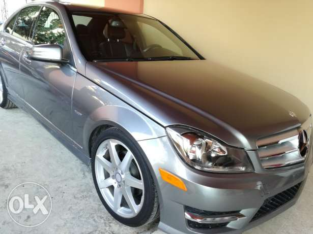 C 250 New arrival extra clean 2012
