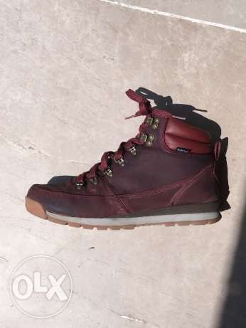 North face boots size 44 original