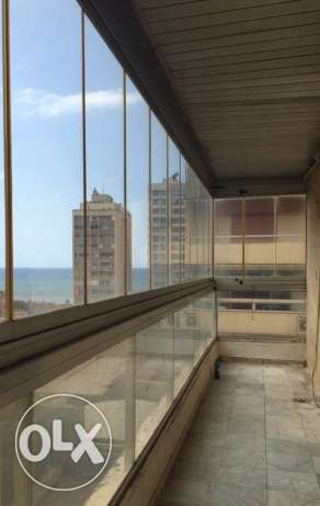 Ramleh Bayda: 320m apartment for rent