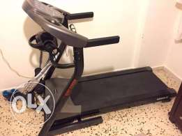 traedmill with massager