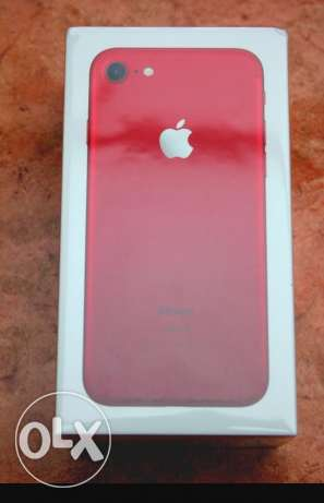 iphone 7 128 gb red.