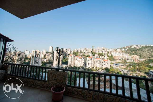 Furnished Apartment for Rent in Antelias Mezher