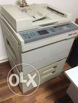 Lanier photocopy machine
