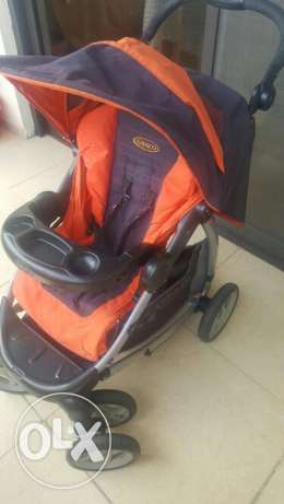 Graco stroller in excellent condition