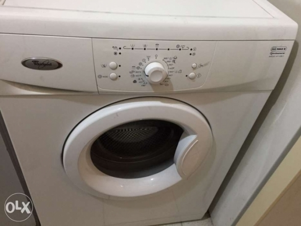whirlpool washer 6Kg new not used at all المرفأ -  2
