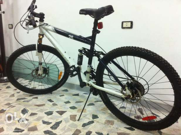mountian bike cood condition like new