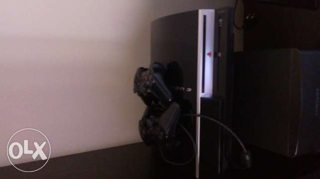 Playstation 3 130$ with 2 consol