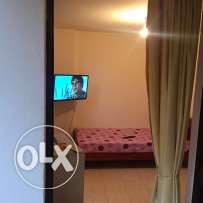 furnished studio for rent Sabtieh near Middle East collegeستوديو مفروش