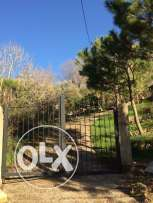 "Land for Sale Beit el din valley ""Castle mountain"""