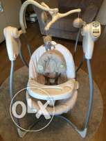 3 in 1 Graco automatic bouncer with music very good condition