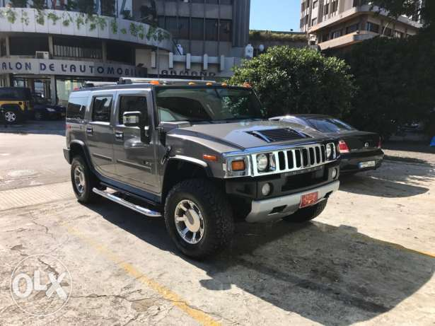 Hummer H2 2008 very clean imported