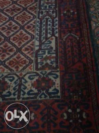 old iranian Rug, hand made, 180x100cm, 150$ negotiable