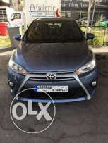 Toyota Yaris Hatchback 2014 1.5G Full edition