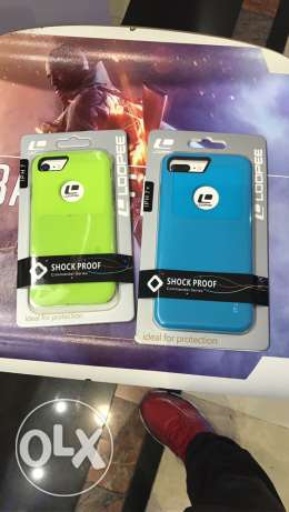 cover iphone 7 and 7 plus shock proof excellent quality