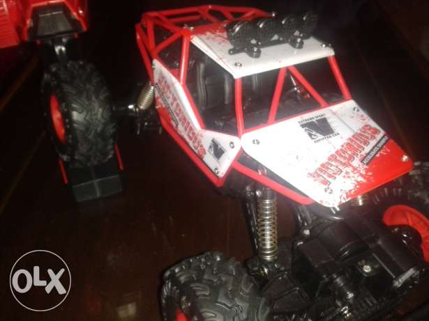 Rc 4x4 Remote new jeep