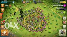 Clash of clan account 4 sale
