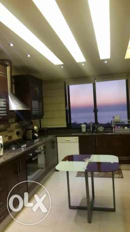 Decorated Duplex for sale in Zouk Mikael كسروان -  3