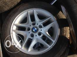 iused tires & rims BMW